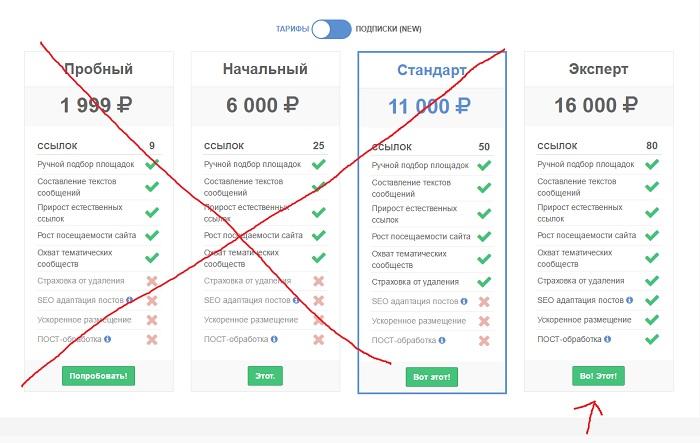 продвижение сайта в челябинске цены