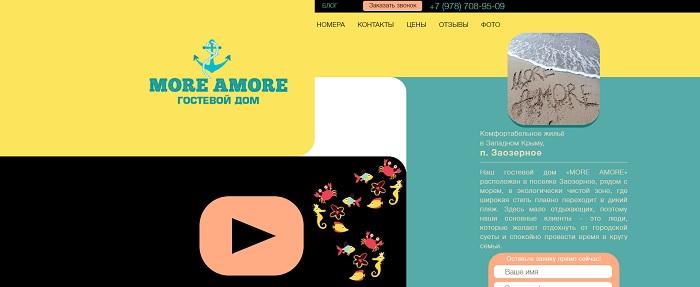 Кейс: Как делать шапку для коммерческого сайта чтобы сайт продвигался